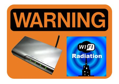 WiFi-radiation