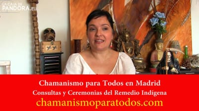 chamanismo en madrid