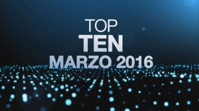 Portada video Top Ten Marzo