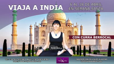 CURRA BERROCAL INDIA