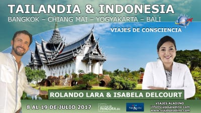 Julio 2017 TAILANDIA & INDONESIA